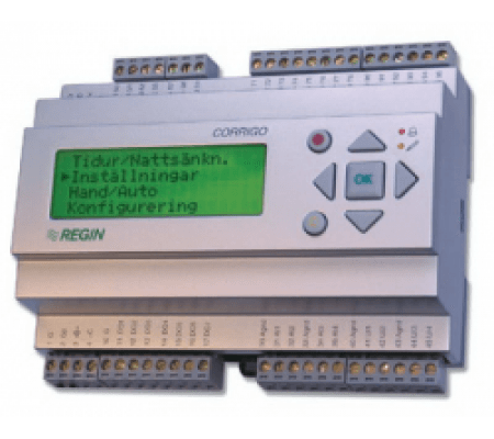 e152d-s-web конфигурируемый контроллер corrigo e E152D-S-WEB